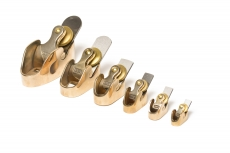 IBEX Handhobel, flache Sohle, 12mm Messerbreite