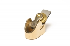 IBEX Handhobel, flache Sohle, 18mm Messerbreite