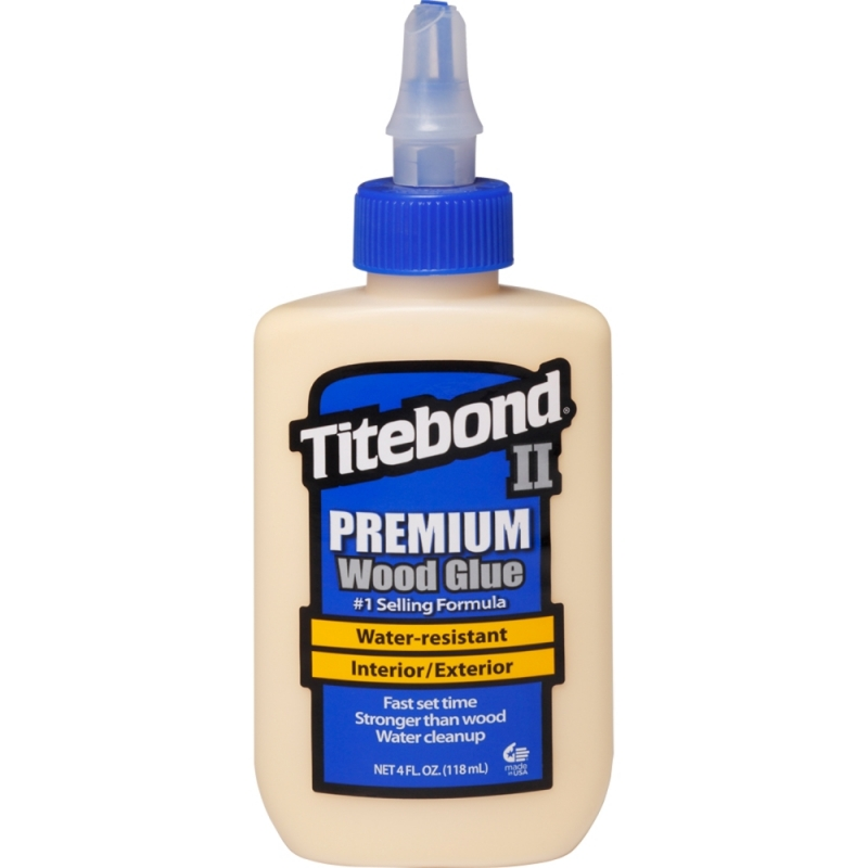 Titebond II Premium Wood Glue 118ml